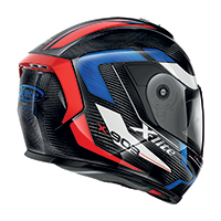 X-lite X-903 Ultra Carbon Harden N-com Blu Rosso