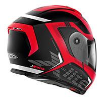 X-Lite X-903 Evocator N-Com flat black red