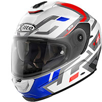 X-lite X-903 Impetus N-com Blu Rosso Bianco
