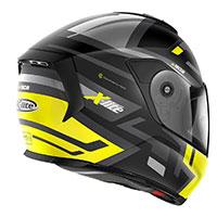 X-Lite X-903 Impetus N-Com flat black yellow