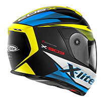 X-Lite X-903 Nobiles N-Com blue yellow