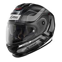 X-lite X-903 Ultra Carbon Airborne N-com Full Face Helmet Black Gray