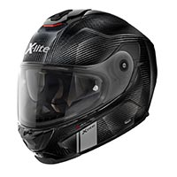 X-lite X-903 Ultra Carbon Modern Class N-com Microlock Full Face Helmet Carbon