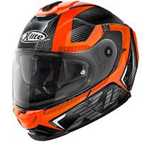 X-lite X-903 Ultra Carbon Evocator N-com Arancio