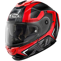 X-lite X-903 Ultra Carbon Evocator N-com Rouge