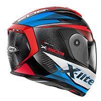 X-Lite X-903 Ultra Carbon Nobiles N-Com red blue