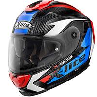 X-lite X-903 Ultra Carbon Nobiles N-com Rosso Blu