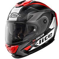 X-lite X-903 Ultra Carbon Nobiles N-com Nero Rosso
