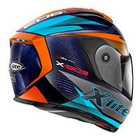 X-Lite X-903 Ultra Carbon Nobiles N-Com tinto blue
