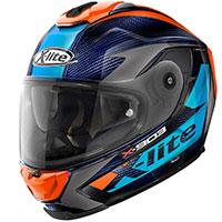 X-lite X-903 Ultra Carbon Nobiles N-com Tinto Blu