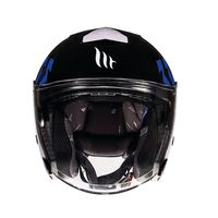 Mt Helmets Thunder 3 Sv Jet Venus A7 Blue