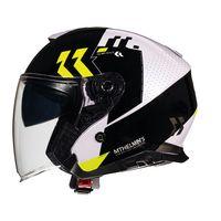 Mt Helmets Thunder 3 Sv Jet Venus A3 Yellow