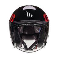 Mt Helmets Thunder 3 Sv Jet Venus A5 Red