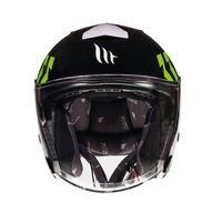 Mt Helmets Thunder 3 Sv Jet Venus A6 Green
