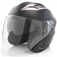 Acerbis Firstway Helmet Black