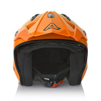 Acerbis Jet Aria Orange Fluo