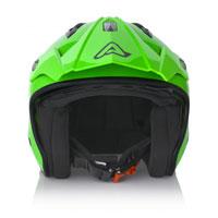 Acerbis Jet Aria Green Fluo