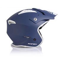 Casco Acerbis Jet Aria Blu