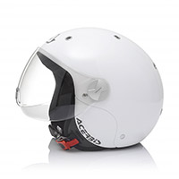 Acerbis Jet Bamby Kid Helmet White Kid