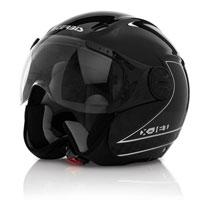Acerbis X-jet On Bike Helmet