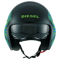 AGV Hi-Jack Multi Black/Green/Blue