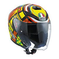 Agv K-5 Jet Top Elements