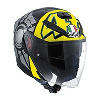 Agv K-5 Jet Top Winter Test 2012