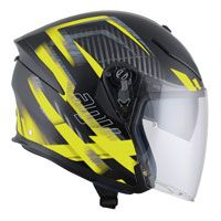 Agv K-5 Jet Urban Hunter Yellow