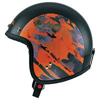 Agv Old-jack Diesel E2205 Multi - Oj 1 Black/orange
