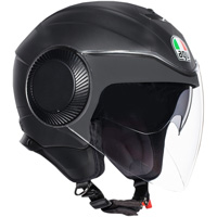 Agv Orbyt Solid Black Matt