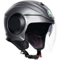 Agv Orbyt Mono Helmet Matt Gray