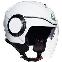 AGV Orbyt モノヘルメットパールホワイト