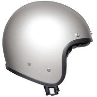 Agv X70 Jet Helm Matt Grau - 4