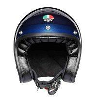 Agv X70 Jet Helmet Blue