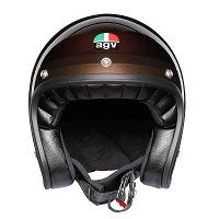 Agv X70 Jet Helmet Chocolate