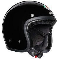 Agv X70 Jet Helmet Black