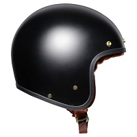 Agv X70 Jet Helmet Matt Black Gold