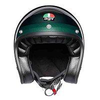 Agv X70 Jet Helmet Green