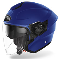 Casco Airoh H 20 Color azul opaco
