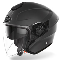Airoh H 20 Color Helmet Dark Grey Matt