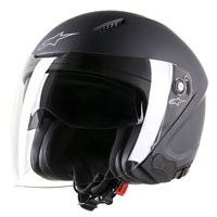 Alpinestars Novus Solid Matt Black