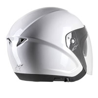 Alpinestars Novus Solid White Pearl