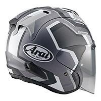 Arai Sz-r Vas Rsw Black Helmet