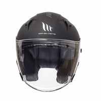 Mt Helmets Avenue Sv Solid Matt Black