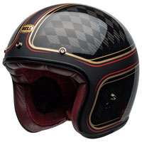 Casco Bell Custom 500 Carbon Rsd Checkmate