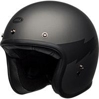 Bell Custom 500 Dlx Thunderclap Helmet Grey