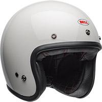 Bell Custom 500 Helmet Vintage White