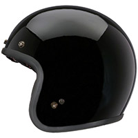 Casco Bell Custom 500 Solid Nero