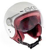 Bkr Two Jet Helmet White