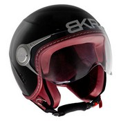 Casco Bkr Two Jet Negro Mate